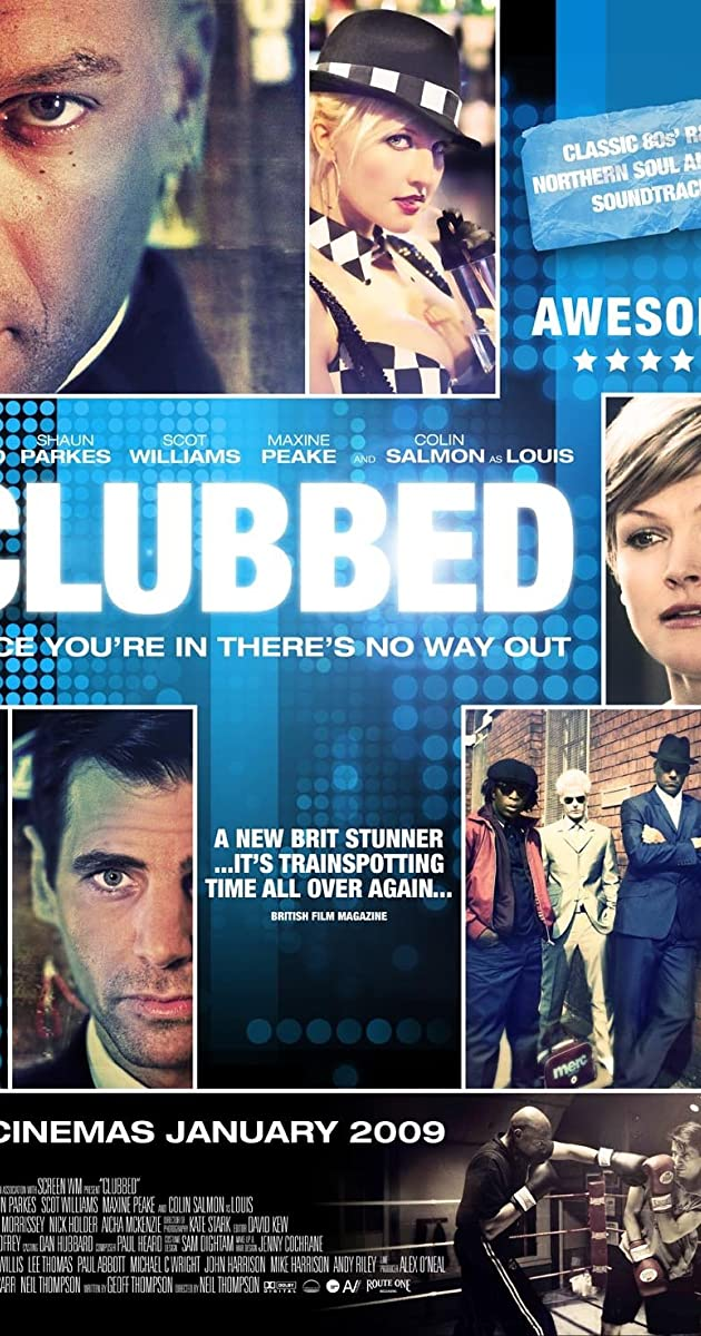 Subtitle of Clubbed