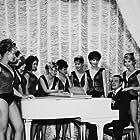 Bob Hope with Francine York and Eva Marie Saint C. 1964