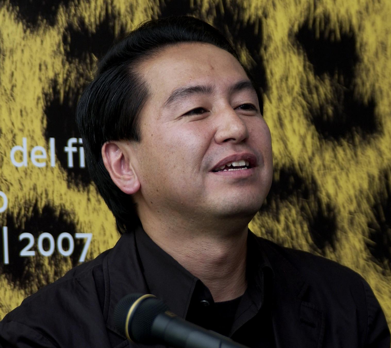 Fumihiko Sori at an event for Bekushiru: 2077 Nihon sakoku (2007)