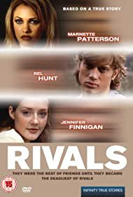 Marnette Patterson, Jennifer Finnigan, and Rel Hunt in Rivals (2000)