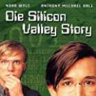 Anthony Michael Hall and Noah Wyle in Pirates of Silicon Valley (1999)