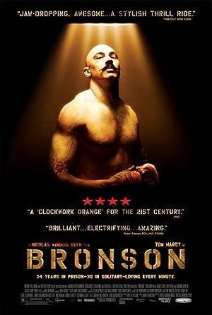 Bronson Pelicula Poster
