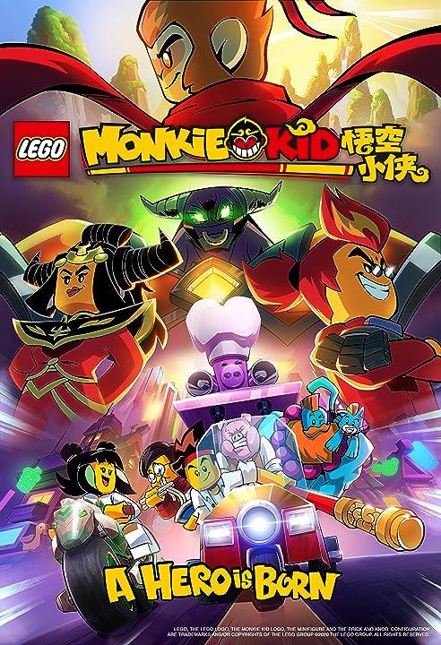 Monkie Kid: A Hero Is Born (2020)