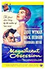 Magnificent Obsession (1954) Poster