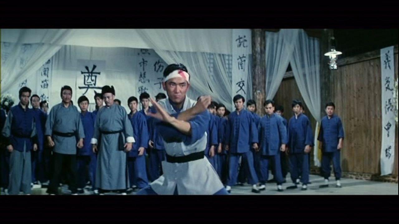 Jimmy Wang Yu in Du bei chuan wang (1972)