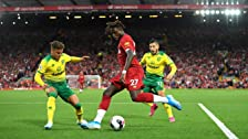 Liverpool v. Norwich City