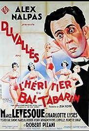 L'héritier du Bal Tabarin Poster