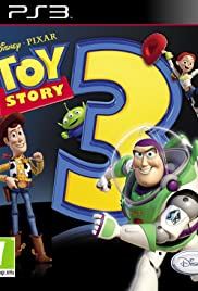Toy Story 3: The Video Game Poster