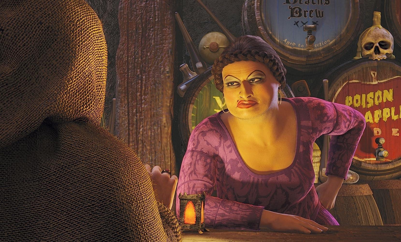 Shrek 2 Movie Review