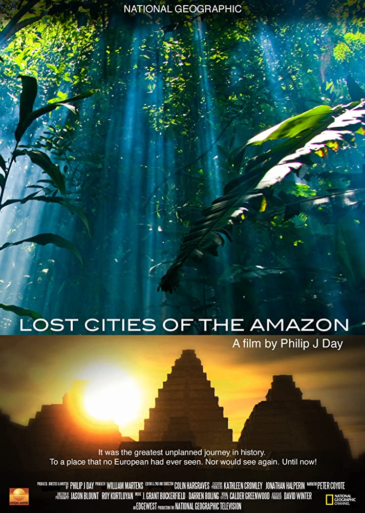 Lost Cities Of The Amazon 2008