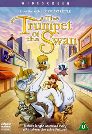 Animation The Trumpet of the Swan Movie