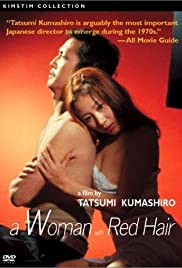 The Woman with Red Hair Poster