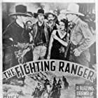 Ward Bond, Buck Jones, Bradley Page, Dorothy Revier, and Frank Rice in The Fighting Ranger (1934)