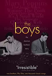 The Boys: The Sherman Brothers' Story Poster