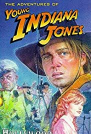 The Adventures of Young Indiana Jones: Hollywood Follies Poster