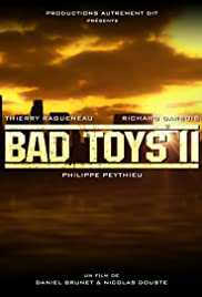 Bad Toys II Poster