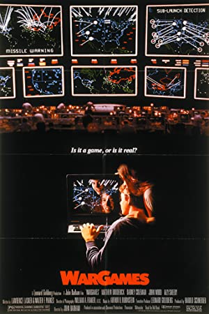 Permalink to Movie WarGames (1983)