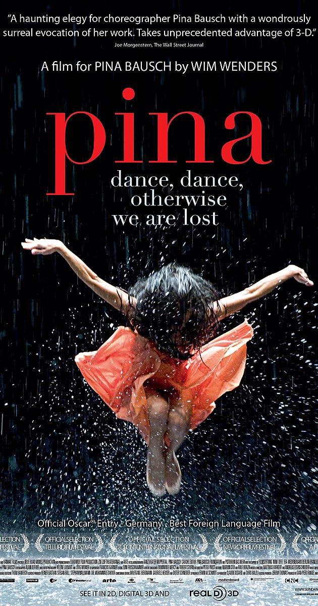 Subtitle of Pina