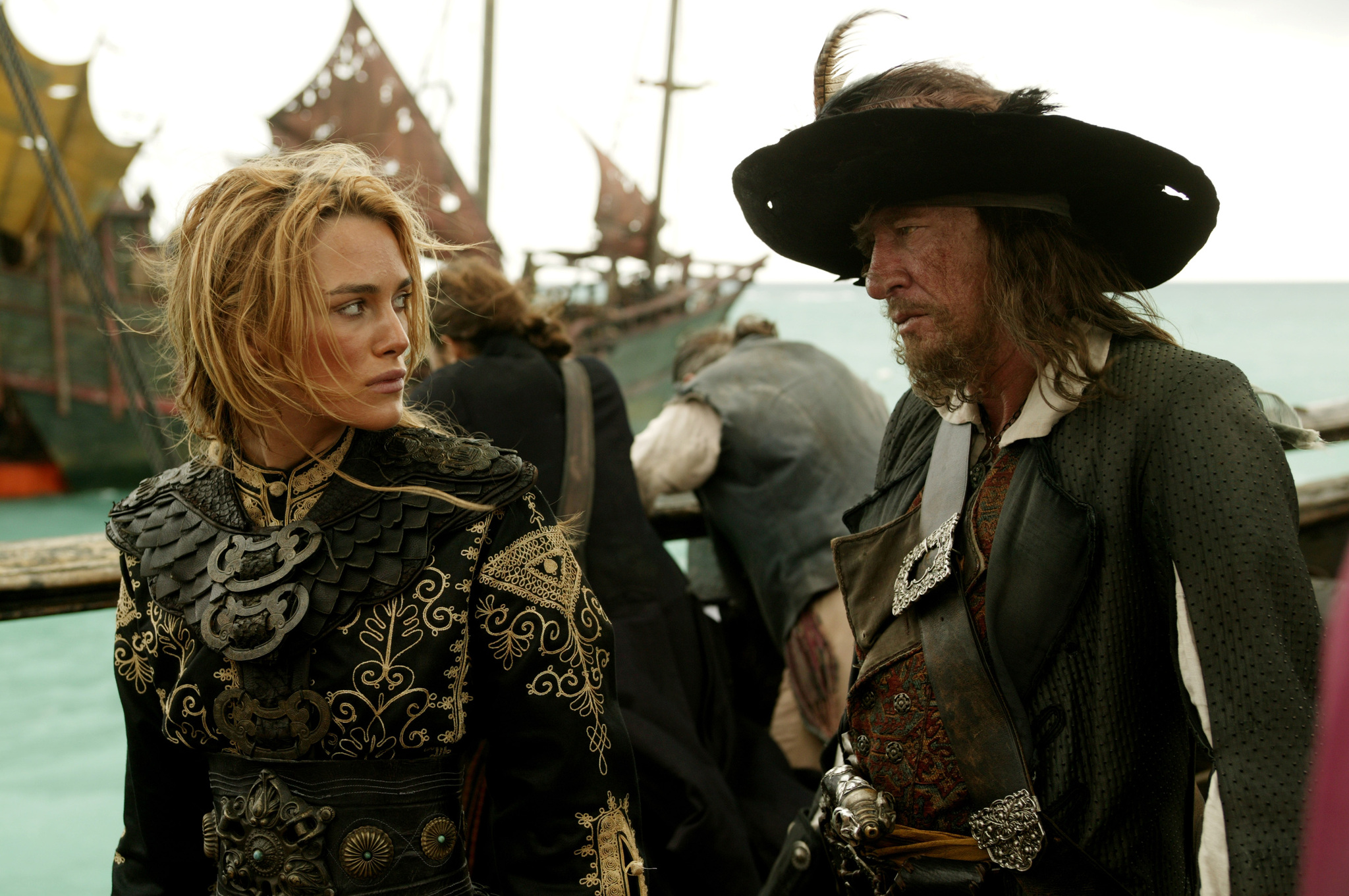 Pirates of the Caribbean: At World's End | Highest Grossing Film 2007 | Popcorn Banter