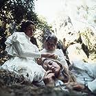 Anne-Louise Lambert, Karen Robson, and Jane Vallis in Picnic at Hanging Rock (1975)