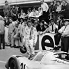 """""""Le Mans"""" Steve Mcqueen, Porsche 917 Photo by Andre Marc Delourmel 1971 Solar Productions"""