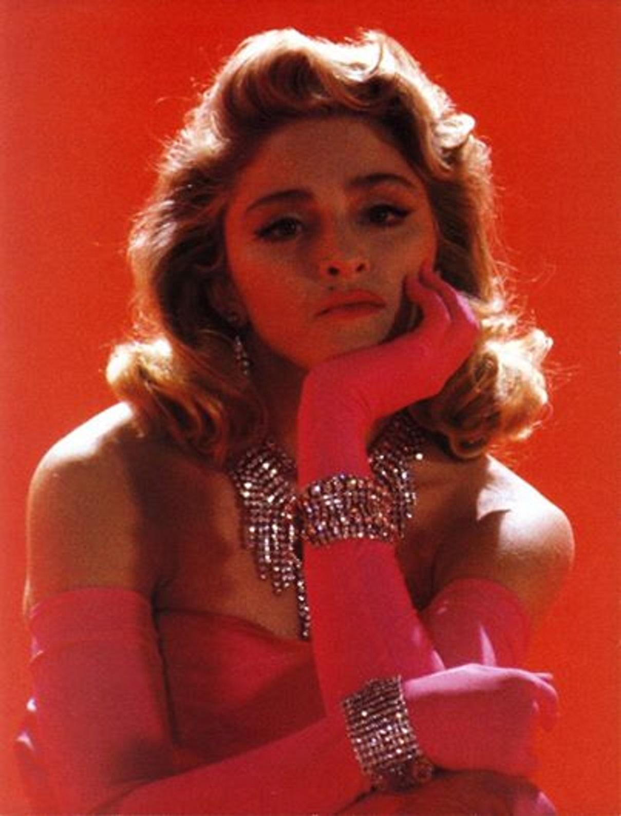 Madonna Material Girl Video 12   IMDb