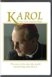 Karol: A Man Who Became Pope Poster