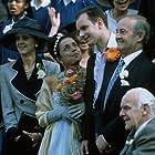 Rosalind Ayres, Charlotte Coleman, Edward Jewesbury, Edin Dzandzanovic, Julian Firth, and Charles Kay in Beautiful People (1999)