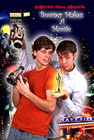 Nick Lewis as Bowser and Michael Miro as his heartthrob in a sexy zany comedy that has more twists and turns than a Chicago pretzel.