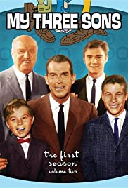 My Three Sons Poster - TV Show Forum, Cast, Reviews
