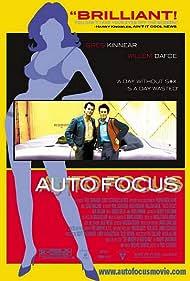 Willem Dafoe and Greg Kinnear in Auto Focus (2002)