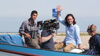 Robin Shaw, Neil Oliver, and Ajay Tegala in Coast (2005)