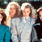 Winona Ryder, Shannen Doherty, Lisanne Falk, and Kim Walker at an event for Heathers (1988)