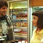 Miguel Esteban and Alba García in La primera noche (2012)