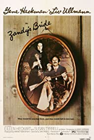 Gene Hackman and Liv Ullmann in Zandy's Bride (1974)