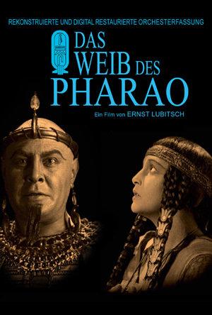 Das Weib des Pharao (1922), restored version DVD (2011). www.alpha-omega.de
