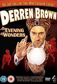 Derren Brown: An Evening of Wonders Poster