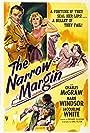 David Clarke, Charles McGraw, Peter Virgo, Jacqueline White, and Marie Windsor in The Narrow Margin (1952)