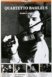 Il quartetto Basileus Poster