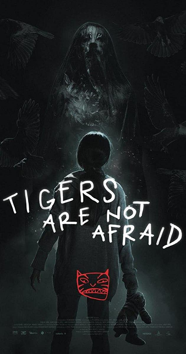 Subtitle of Tigers Are Not Afraid