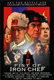 Fist of Iron Chef Poster