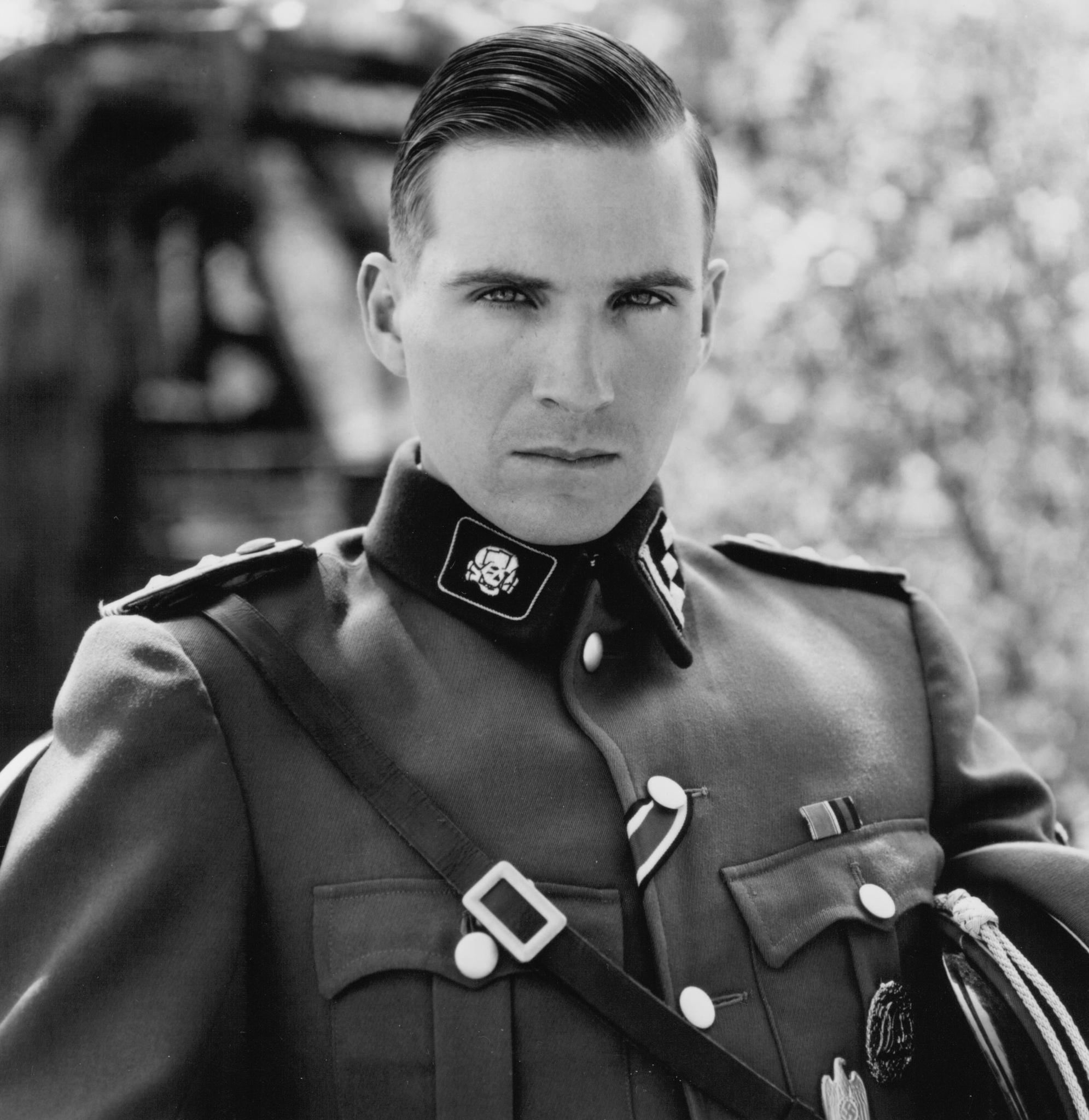 Ralph Fiennes in Schindler's List (1993)