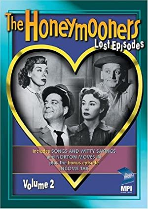 The Honeymooners 1x30 - The Loudspeaker