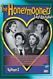 The Honeymooners Poster