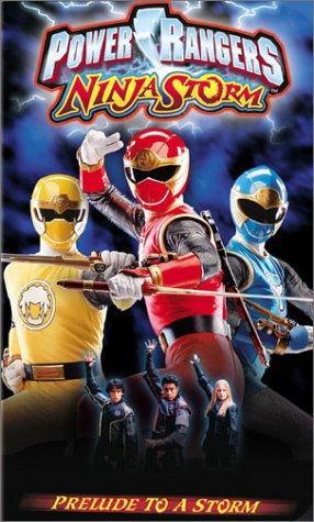 Power Rangers Ninja Storm TV Series 2003 2004