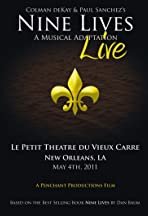 Nine Lives: A Musical Adaptation Live