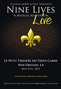 Primary photo for Nine Lives: A Musical Adaptation Live