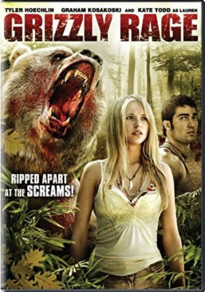Grizzly Rage 2007 Movie Poster