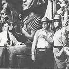 Al Bridge, John 'Dusty' King, and Robert Warwick in Ace Drummond (1936)