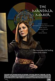 The Mandala Maker Poster